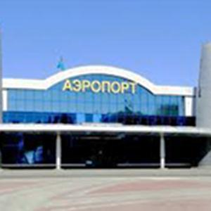 Аэропорты Елизово