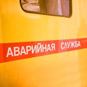 Аварийные службы Елизово