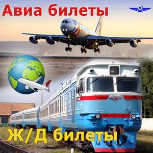 Авиа- и ж/д билеты Елизово