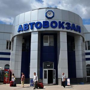 Автовокзалы Елизово