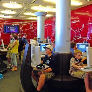 Интернет-кафе Елизово