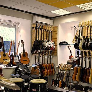 Музыкальные магазины Елизово