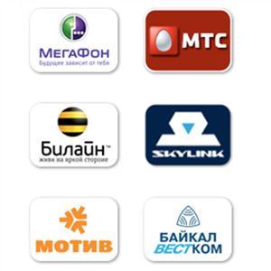 Операторы сотовой связи Елизово