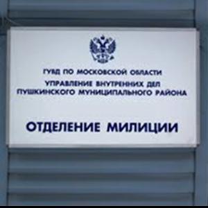 Отделения полиции Елизово