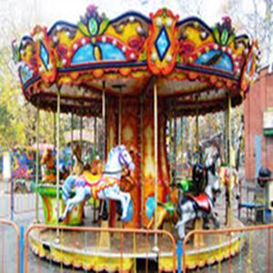 Парки культуры и отдыха Елизово