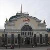 Железнодорожные вокзалы в Елизово