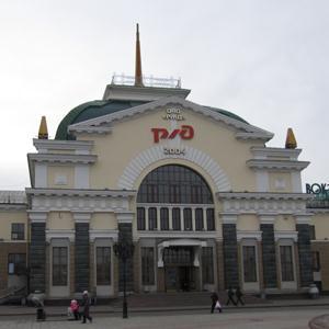 Железнодорожные вокзалы Елизово